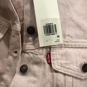 Levi's Jackets & Coats - Levi's Slouch Denim Trucker Jacket